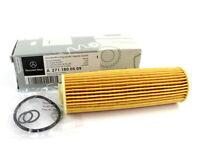 Mercedes-Benz Ölfilter Filter Öl Filtereinsatz Motor M271 A2711800509