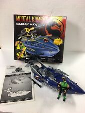 GI Joe ARAH Mortal Combat Dragon MK-1 100% Complete (1994)