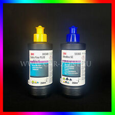 3M Extra Fine Plus Cutting Compound + Ultrafina SE Anti-Hologram Polishing set