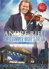 Andre Rieu - LIive in Maastricht 4   A Midsummer Night`s Dream  new dvd