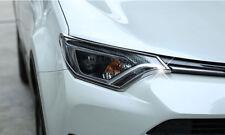 Toyota RAV4 (ab 2016) Chromrahmen für die Frontscheinwerfer Tuning