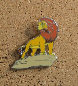 40075 - Adult Simba Only - Lion King booster set pin