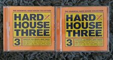 The Essential Collection Hard House Three CD Album Lisa Pin Up Andy Farley