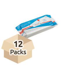 12x Readi Skin Cleansing Wet Wipes (25cm x 24cm) - Pack of 60