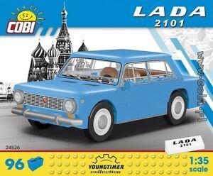 COBI   Lada 2101  / 24526  /  96  blocks  auto toys car