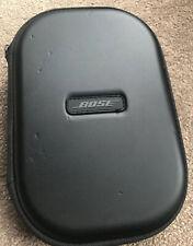 Genuine Bose QC QuietComfort 35 Travel Hard Carry Case Black Headphones 25 - A5