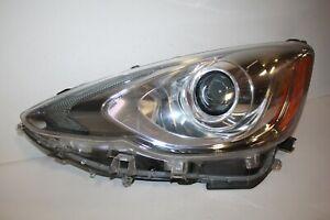 15 16 17 TOYOTA PRIUS C LED PROJECTOR HEADLIGHT LEFT DRIVER SIDE USED OEM