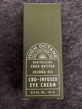 Tru Fragrance High Octane Shea Butter + Jojoba Oil Infused Eye Cream- LOT Of (2)