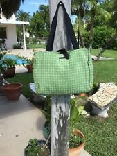 KATE SPADE Green Dot Noel Diaper Bag Shoulder Bag Laptop CARRYALL Large Tote