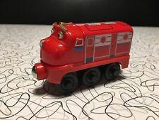 Wilson ~ Magnetic Chuggington Wooden Train Brio Thomas  Track Set