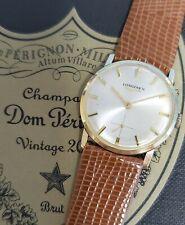 Vintage 1964 Longines 10k Gold Filled Watch