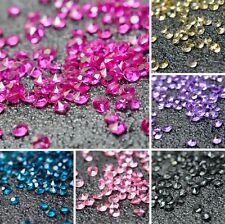 1000 to 4000 Wedding Acrylic Scatter Table Crystal Diamond Confetti Decoration