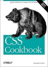 CSS Cookbook,Christopher Schmitt