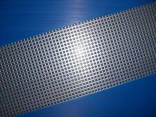 BUCHERT Stahl - Lochblech - Qg 5-8 - 400 x 400 x 1,5 mm  Aus Stahl verzinkt