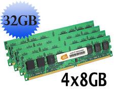 32GB (4x8GB) RAM Memory for Dell PowerEdge T420 DDR3 ECC Register