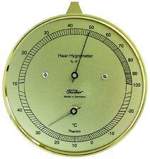 Fischer Climat Résidentiel - hygromètre avec thermomètre, 111TMS,FR