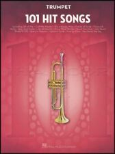 101 Hit Songs for Trumpet Sheet Music Book Snow Patrol Katy Perry Lady Gaga