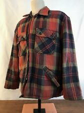 Vintage Sport King Paid Retro Hip Wool Blend Coat Mens Size M/L  (J18)