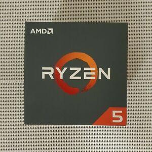 AMD Ryzen 5 1600 3.2 GHz (3.6GHz Boost) AM4 Processor