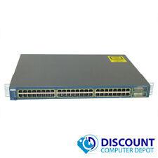 2 year warranty  Real time listing Cisco WS-C2950T-24 Switch