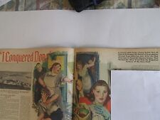 The American Weekly, 1946, Heroin, Morphine, Opium, Cocaine, Drugs, Narcotics