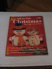 Vintage New Ideas For Christmas Number 10 1965 Decorations Plus  Fawcett