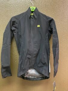 Alé Cycling Klimatik Guscio Racing Jacket - Black - Women's Small