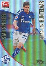 Topps Bundesliga Chrome 14/15 192 - Klaas-Jan Huntelaar - Star Spieler