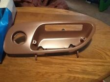 NOS 1988 1989 LINCOLN CONTINENTAL LH FRONT DOOR OUTER HANDLE HOUSING