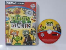 Plants vs Zombies GOTY (PC) Region Free Disc Mint Unlimited Deluxe Edition J2L