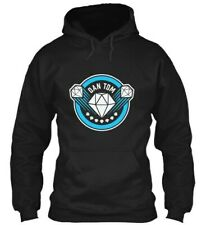 TDM DIAMOND Hoodie DAN Black XL teenage