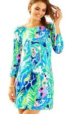 NWT New Lilly Pulitzer UPF 50+ Sophie Dress Multi Purrfect Size XS