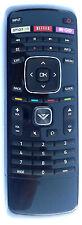 NEW Vizio XRT112 Internet Smart Apps TV Remote with Amazon, Netflix & M-GO Keys