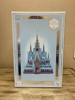 Frozen Castle Light-Up Figurine Disney Castle Collection Limited Edition IN HAND