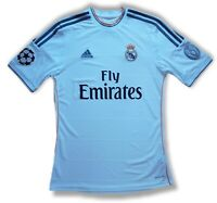 Real Madrid 2013 2014 Home Football Soccer Jersey Shirt Adidas Camiseta UCL Kit