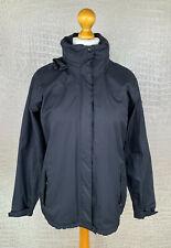 KILLTEC Damen 40 Funktionsjacke Level 3 Wetter Jacke schwarz Kapuze Parka #308