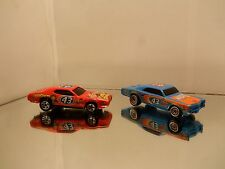 2004 Hot Wheels LE Lot Of 2: '71 plymouth GTX & '67 Pontiac GTO N.Mint Loose