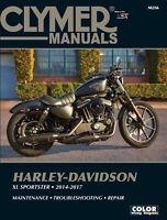 Harley-Davidson XL Sportster 2014-2017 Repair Manual