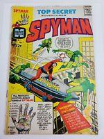 Spyman #1 Harvey Comics 1966 Origin and 1st App. Spyman 1st Jim Steranko Work