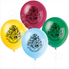 Harry Potter Party Balloons Latex Helium Kids Birthday Decorations Supplies x 8