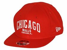 NBA Chicago Bulls Era Felt Script 9fifty Snapback Unisex