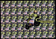 cartolina pubblicitaria PROMOCARD n.2891 VALENTINO ROSSI MOTO GP2 PLAYSTATION2