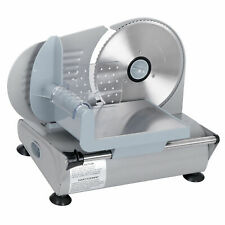 Protable Stainless Steel 75 Blade Electric Meat Slicer Food Cutter Kitchen