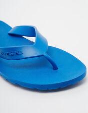 Diesel Splish Flip Flop Sandale Rubber nautical blue Gr. 43/44 (UK 9, US 10) neu