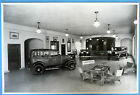 """12 By 18"""" Black & White Picture 1930 1931 Ford Dealer Showroom Nice Decor"""