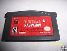 Virtual Kasparov (Game Boy Advance) gba