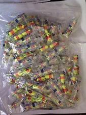 EarPlugs 100 Pairs 3M GENUINE!! Yellow Soft Foam Individually Wrapped NRR 33 dB
