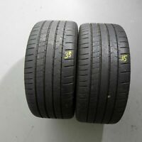 2x Michelin Pilot Super Sport * 245/35 R18 92Y DOT 1519 6 mm Sommerreifen