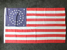 American 1863-65 Flag USA Union Civil War 1st Cavalry Army Gettysberg Battles bn