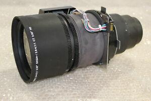 Christie HD CT Roadster/Mirage/Matrix Long Throw Zoom 2.8-4.5:1 Projector Lens